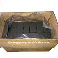 tabletas de carbón para shisha