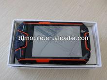 waterproof GSM 4band 3.5inch dual sim MTK6531 cheap phone F9