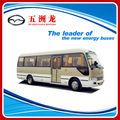 mini wuzhoulong toyota coaster tipo precio del autobús