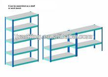 Jracking Top quality selective hardware warehouse customizable drinking glass storage rack