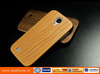 For Samsung S4 I9500 Natural Wooden Hard Shell Bamboo Cover case for Samsung S4
