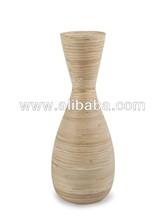 Bamboo Woven Vase
