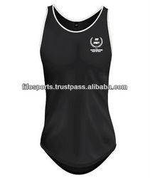 Fashionable gym singlets,tank top men,mens tank tops fishing vests for men