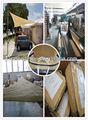 100% hdpe vergine baldacchino tenda esterna con uv stabilizzatore made in china baldacchino tenda esterna con protezione uv