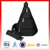 fashionable and high quality cross body backpacks triangle sling bag