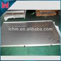 galvanizado de primera calidad de chapa ondulada para techos a prueba de balas placa de acero