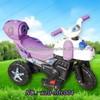 3 wheels kids ride on plastic motorcycle car
