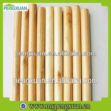varnished broom stick,broom wooden handle,broom wood stick
