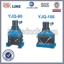 hydraulic copper bar cutter / angle steel cutter / angle cutting machine /