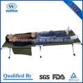 Ea-8a/8b/8c liga de alumínio militar camping cama dobrável