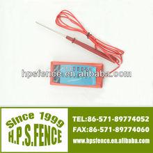 Alibaba China New product electric fence 600V-7000V plastic ranch 6-lite (0-5 kilovolt) voltage reader