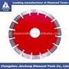 Diamond saw blade for cutting brick pavers