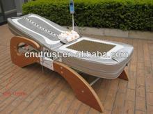 Termica giada rullo tormalina pietre calde terapia termale giada massaggio banco a rulli ut- 6018de+