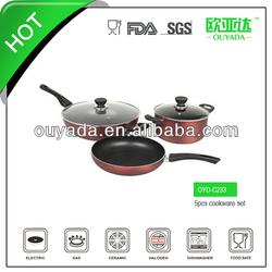 non-stick bakelite cookware handles OYD-C233