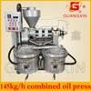 3.5 ton high output screw copra expeller