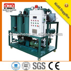 China ZLA Double Stage High Efficiency Vacuum Insulating Oil Purification Machine