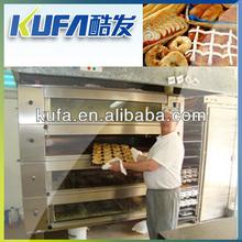 3 Deck Bakery Oven