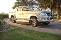 NEW CARS TOYOTA HILUX PICKUP DIESEL 4WD