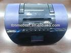 TB-6114 Vogue & Trendy Bluetooth Music Device, 2 Speaker Boombox, High Quality Bluetooth Sound