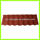 roof tiles black stone chip coated steel granite architectural