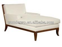 Wood lounge Sofa(W&W-LC-11)