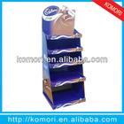 Cheap eyecatching chocolate display case