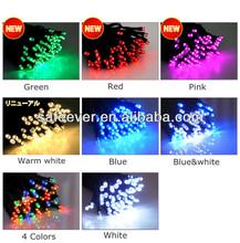 solar purple string lights light string, Indoor/outdoor led lighting