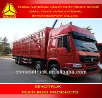 Dry cargo box truck van! Transportation truck!Best selling!