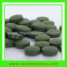 Fresh chlorella tablets high amount of essential minerals