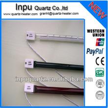 quartz halogen infrared 1.2 kw R7s ruby indoor outdoor heater lamp bulb elements