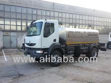 Water transport tanker