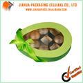 personalizado de alta qualidade de páscoa de chocolate caixa fabricante