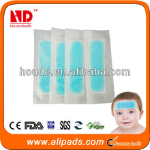 Fever Cooling Gel Pads For Baby Children Adult