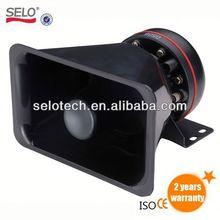 high quality car speaker 100w active subwoofer car speaker amplifier