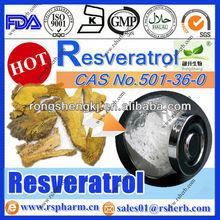 Resveratrol 501-36-0,resveratrol natural,resveratrol 99% powder
