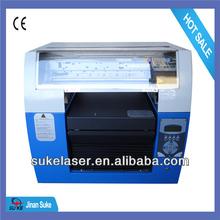 A3 digital flatbed printer as pen printing machine