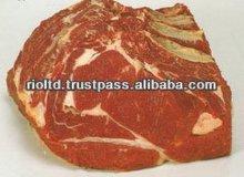 High quality prime rib beef