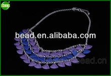 pearl fashion necklace,beaded necklace,fashion accessories jewelry high quality coral beads necklace