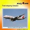 Air Shipping from Shenzhen/Guangzhou/Hongkong/ China to Bucharest