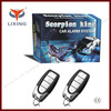 Lixing universal remote control Code Alarm Vehicle Security & Keyless Entry System
