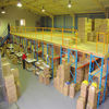 Maximize space utilization mezzanine platform floor uk