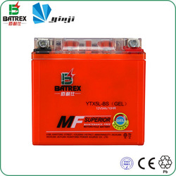 12v 5ah GEL sealed activate KIDS MINI motorcycle battery for Honda 150cc CRF150