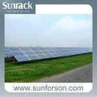 Pile PV ground solar panel Mounting brackets