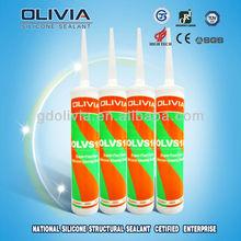 OLVS18 Bathroom Acetoxy Silicone Sealant
