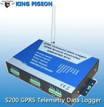 GSM GPRS Data Logger RTU, AD temperature/humidity data telemetry system