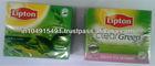 Green Tea :: Lip-ton Green Tea ::10 Tea Bag Box :: Green Tea / Jasmine GT ::India