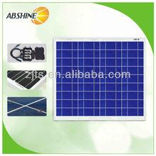 2014 manufacturer of TUV/IEC certificated Mono solar panel 50w for solar energy /solar power system ,solar energy generator
