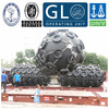 Various specifications high quality marine dock rubber fenders