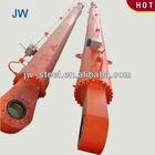 double acting hydraulic cylinder/jack/dam