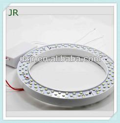 Energy saving 10w led ring tube light from China